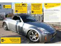 Nissan 350Z 3.5 V6 Roadster RARE SUPERCHARGED THE ULITMATE SLEEPER!!