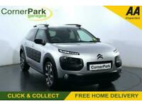 2016 Citroen C4 Cactus 1.6 BLUEHDI FLAIR EDITION 5d 98 BHP Hatchback Diesel Manu