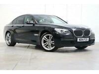2014 14 BMW 7 SERIES 3.0 730D M SPORT 4D 255 BHP DIESEL AUTOMATIC