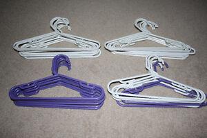 Toddler/kid's hangers - 30 in total