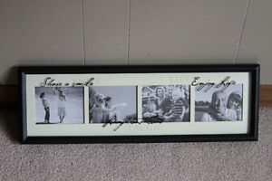 """family"" multi-picture frame"