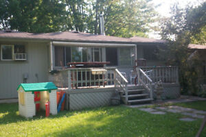 Cottage for Rent Lagoon City, Ramara, Ontario