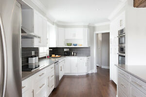 SAVE - Quality Maple Wood Kitchen Cabinets - 50% Below Retail!!
