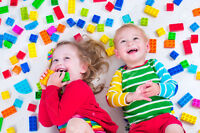 Childcare Available- East