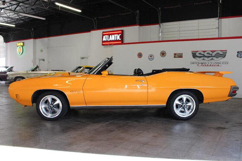Image 11 Voiture Américaine de collection Pontiac GTO 1970