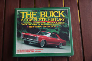 THE BUICK A COMPLÈTE HISTORY 2 nd édition by TERRY DUNHAM - HARD