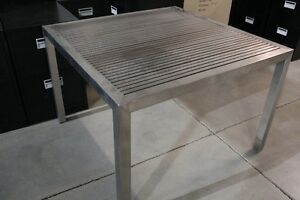 Stainless Steel Table Kitchener / Waterloo Kitchener Area image 1