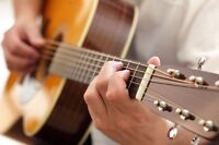 Learn to play guitar (Charleswood and St. James)