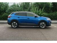 2019 Vauxhall Grandland X 1.2 Turbo SRi Nav 5dr Hatchback Manual Hatchback Petro