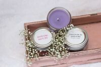 Wedding/Party Candle Favors