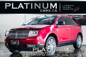 2008 Lincoln MKX AWD/ LIMITED EDITION/ CLEAN CARPROOF/ DUAL SUNR