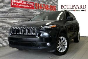 Jeep Cherokee 4WD  / NORTH / NAV / CAMERA DE RECUL 2015