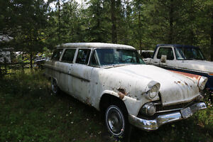 1955-6 Ford Cars for sale Prince George British Columbia image 2