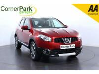 2012 NISSAN QASHQAI TEKNA IS DCIS/S SUV DIESEL