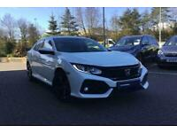 2017 Honda Civic 1.0 VTEC Turbo SR 5dr Manual Hatchback Petrol Manual