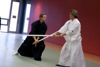 Japanese swordsmanship in Orangeville