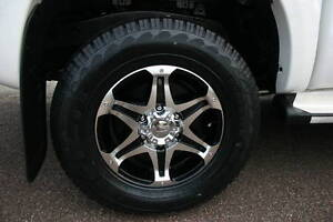 4x-16-Wheels-Tyres-245-70-16-suit-4x4-Holden-Rodeo-Colorado-Isuzu-Toyota-Hilux