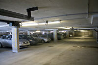 Secure underground parking for as low as $59 a month!