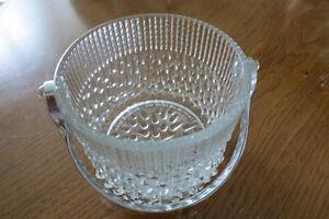 Small serving bowl - Scandinavian glass littala West Island Greater Montréal image 1