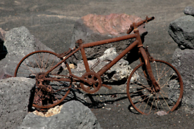 Old, rusty or broken bikes wanted