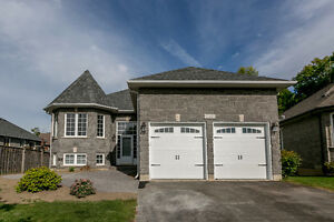 Absolutely stunning 4 bedroom home in the heart of Innisfil!
