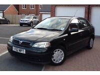 2003 Vauxhall Astra 1.7 Eco4 £30 Rd Tax Years, Full History 2 Keys Mot 12 Month, Hpi Clear