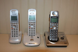 Panasonic Cordless Phones and Answering System