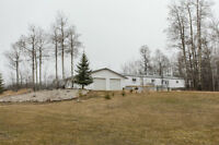 TOFIELD ACREAGE WITH SHOP