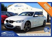 2017 17 BMW 3 SERIES 3.0 335D XDRIVE M SPORT 4D AUTO 308 BHP DIESEL