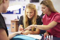 Certified Nail Technician Courses