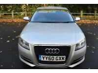 Audi A3 1.6 TECHNIK ** 6 month warranty ** (silver) 2010