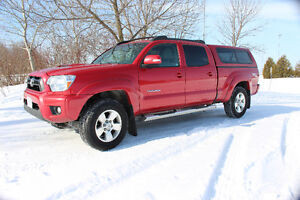 2012 Toyota Tacoma Pickup Truck Sport Pacakage Leather Interioir