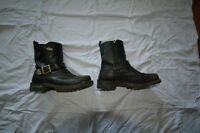 Men's Milwaukee Biker Boots