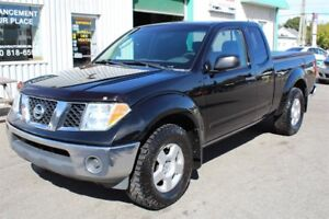 Nissan Frontier 4WD King Cab 2008