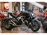 Ducati Diavel Carbon Edition with Termignoni System