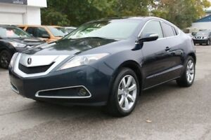 2010 Acura ZDX AWD Tech Pkg