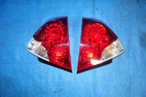 JDM Infiniti M35 M45 Tail Lights Lamps Nissan Fuga 2006-2010
