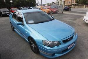 2005 Ford Falcon XR6 MKII Manual Sedan Beaconsfield Fremantle Area Preview