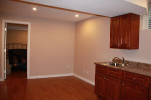 Waterloo 2bdrm Self-Contained APT in house basement. July 1