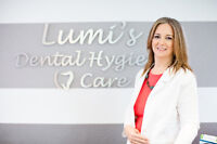 Professional Teeth Whitening and Dental Cleanings