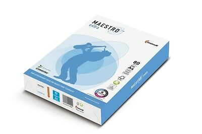 Mondi Maestro Extra Kopierpapier 60 70 80 90 100 120 160 200 250g/m² DIN-A4 A3