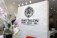 Nails technician wanted - Full time busy salon
