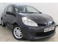 2007 07 RENAULT CLIO 1.5 EXTREME DCI 3DR 68 BHP DIESEL