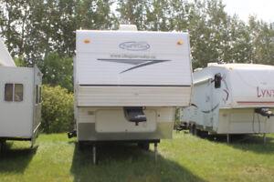 T9056A 2005 Trail Lite Trail Vision 3529RL (Fifth Wheel)