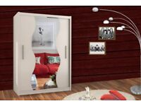 Brand New Luxury Tokyo Sliding Door Wardrobe in 3 Colors and sizes**Super Sale*Low Price*Top Quality