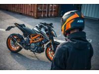 Pre Order 2021 New KTM 390 Duke 6.9% APR 390cc Street A2 Licence