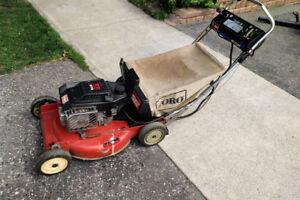 """Toro 21"""" Recycler Lawnmower $175"""