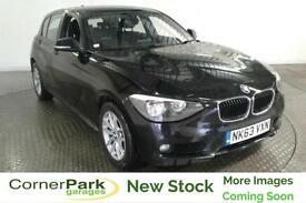 2013 BMW 1 SERIES 116D SE HATCHBACK DIESEL