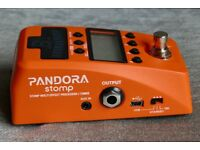 Korg Pandora Stomp multi-effects unit