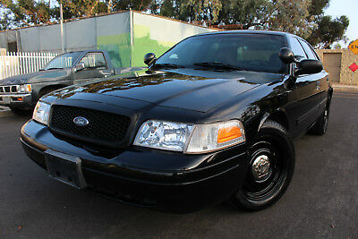 2009 Ford Crown Victoria Police Interceptor Sedan 4-Door 2009 Ford Crown Victoria (P71) In Great Running Condition and Shape. Loaded!!